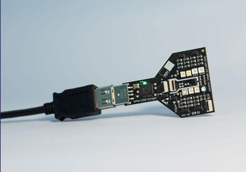 Photonic Spectral Sensing SPM64