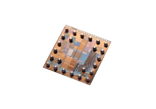 time-of-flight range finder, 8x8 pixel