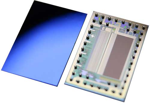 ESPROS Photonics time-of-flight chips epc635